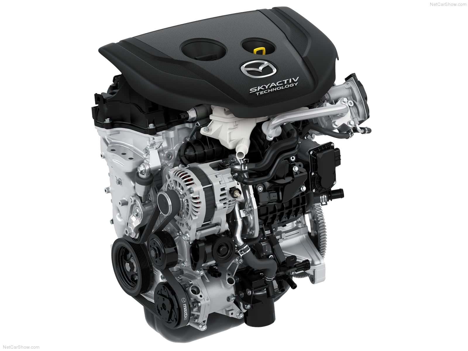 Двигатель Mazda 6 Skyactiv