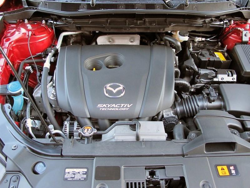 Двигатель Мазда CX-4