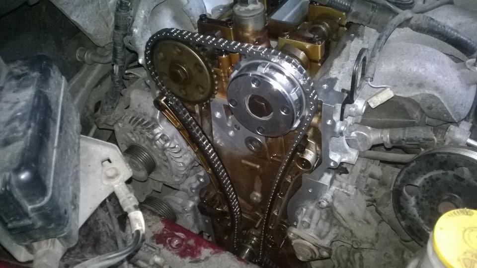 Цепь ГРМ Мазда CX-7