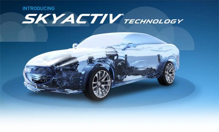 Технология Skyactiv от Мазда