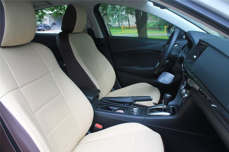 Чехлы Mazda 3 MPS