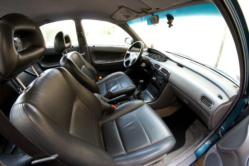 Салон Mazda 626 GE