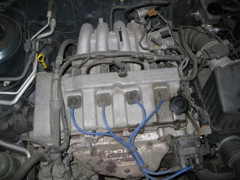 Двигатель Mazda 626 GE
