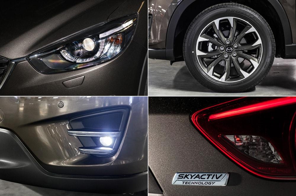 Оптика Mazda CX-5