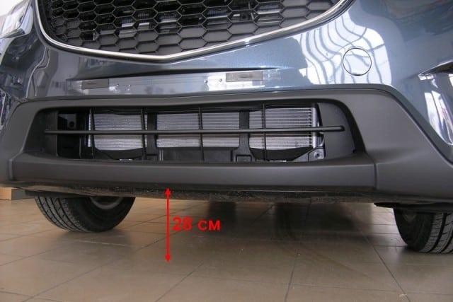 Клиренс Mazda CX-5