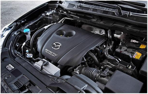 Двигатель Mazda CX-5