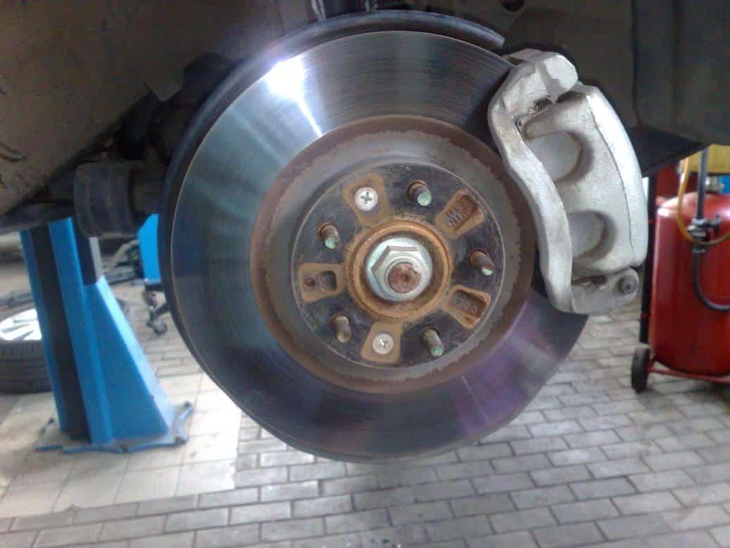 Увело диски Мазда CX-7