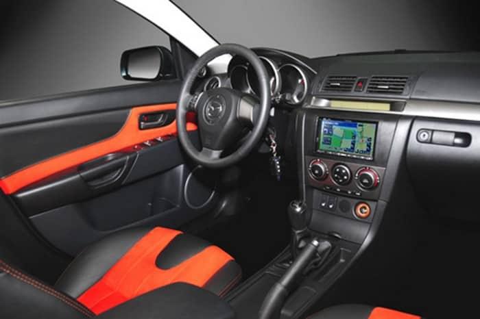 Прокачанный салон Mazda 3