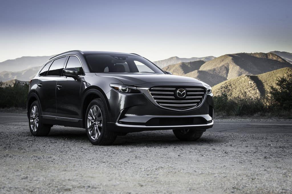 Mazda CX-9 2016 года выпуска