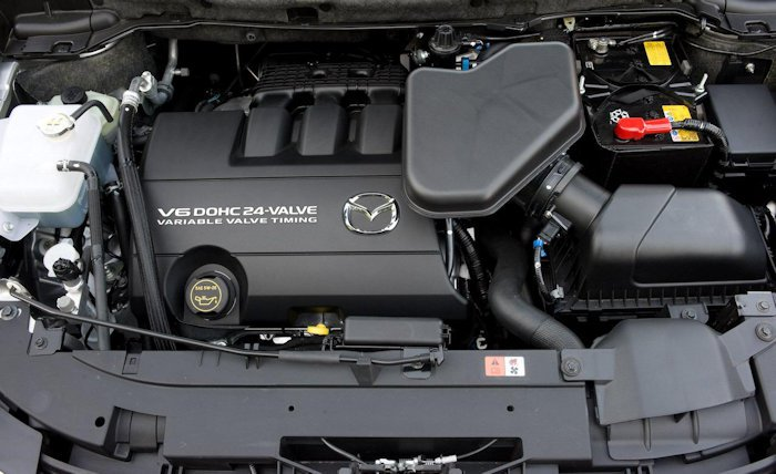 Двигатель Mazda CX-9