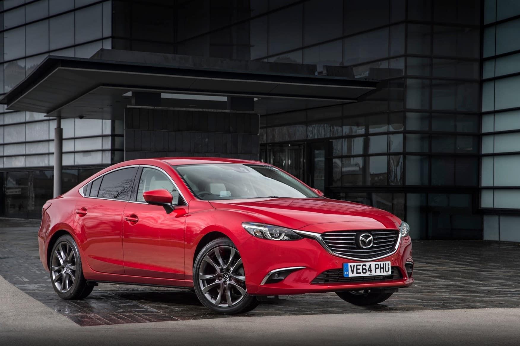 Mazda 6 2015 года выпуска