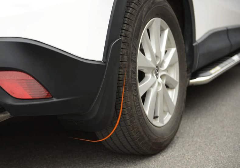 Брызговики Mazda CX-5
