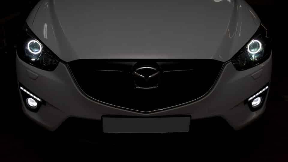 Светодиодная оптика Mazda CX-5