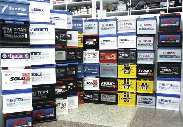 Широкий выбор аккумуляторов для Mazda 3
