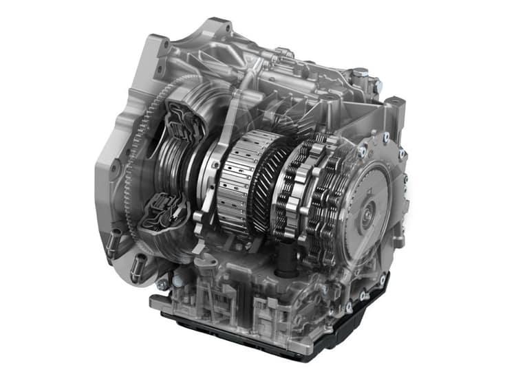 Макет АКПП Mazda CX-7