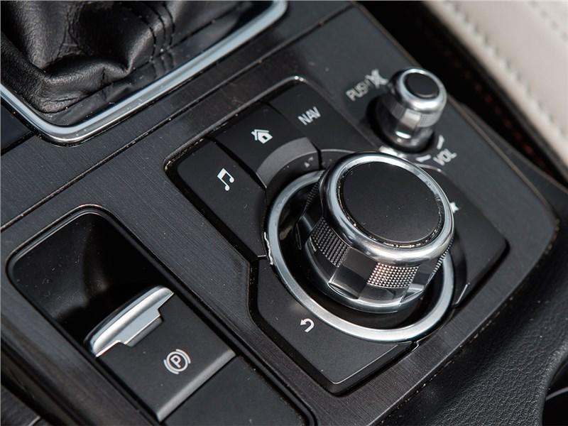 Стояночный тормоз Mazda CX-5