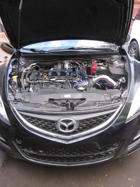 Прокачанный двигатель Mazda 6 GH