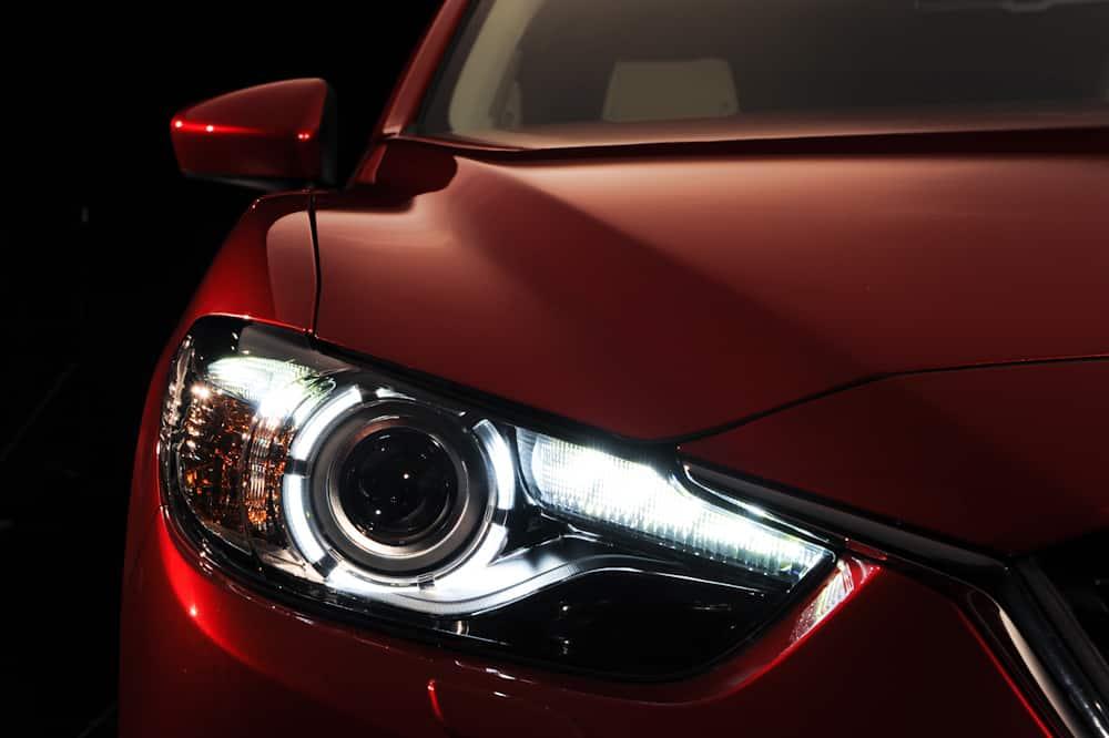 Фара Mazda 6 последнего поколения