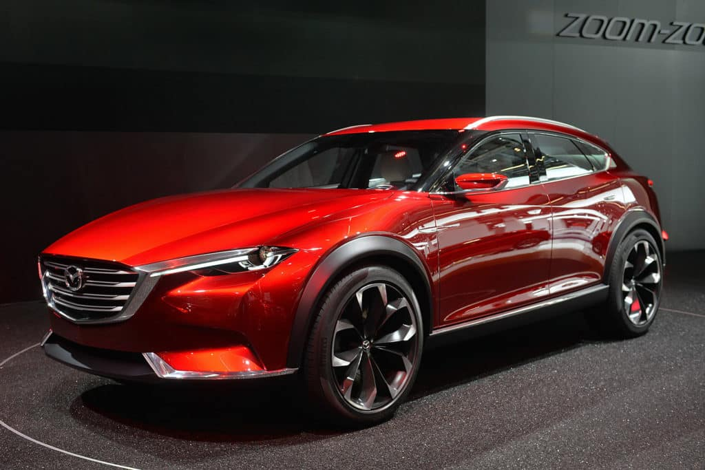 Mazda Koeru Concep