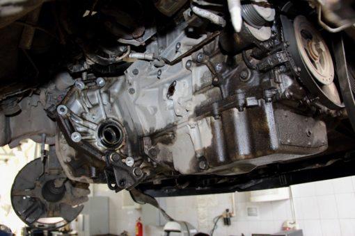 Замены турбины Мазда CX 7