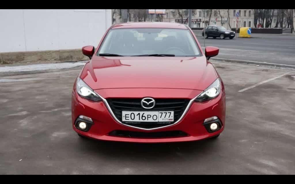 драйв для Mazda 3