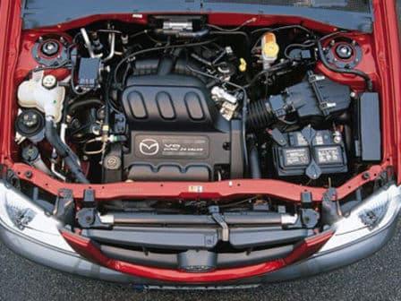 Mazda Tribute двигатель