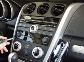 Панель автомобиля