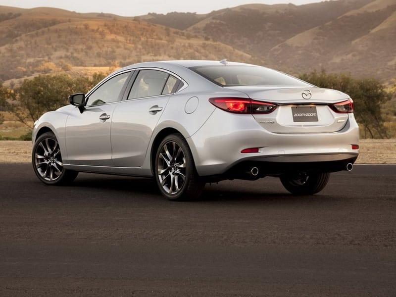 Mazda 6 2015 года тест драйв