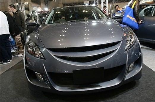 Тюнинг Mazda 6 GH