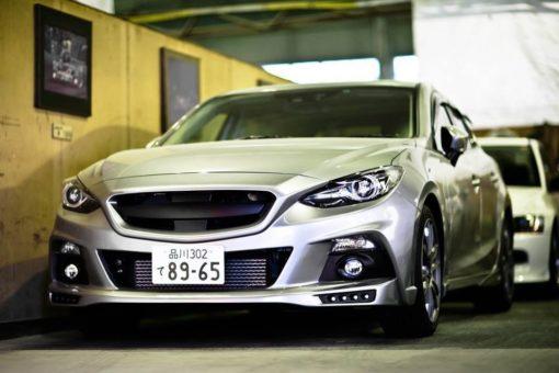 Mazda 3 BM тюнинг