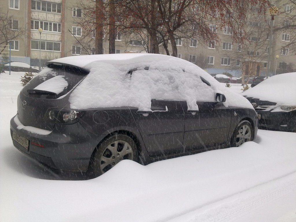 Автомобиль холодный