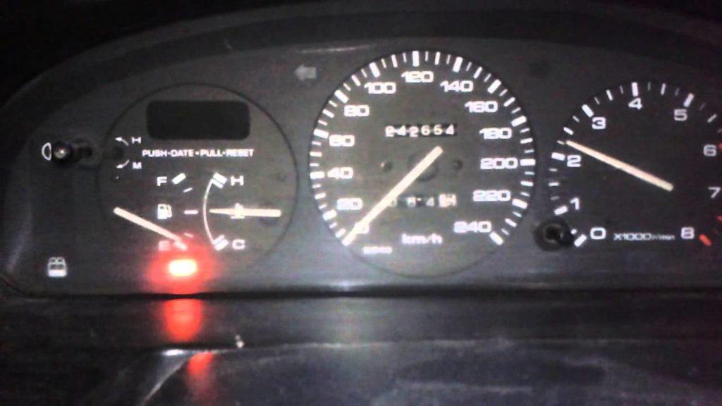 Mazda 323 расход топлива