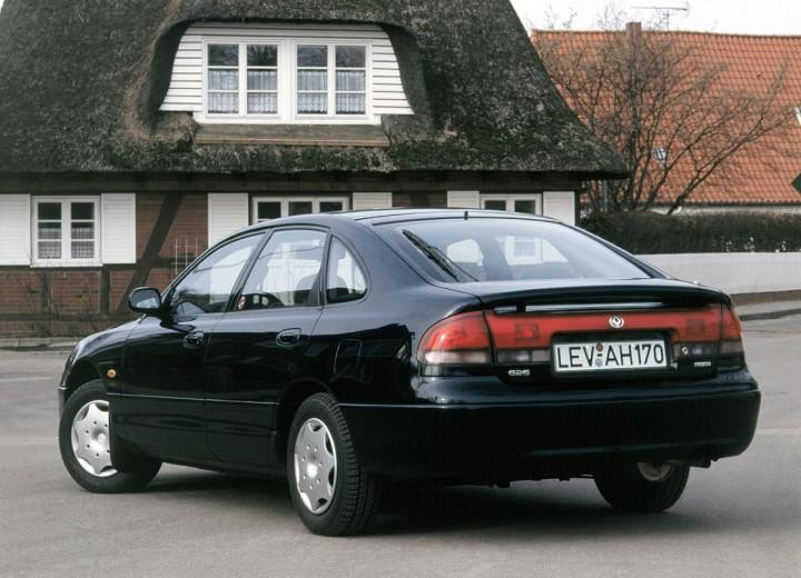 626-я модель Мазды