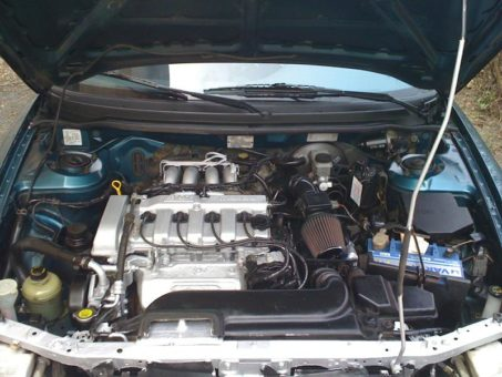 Двигатель 1,8