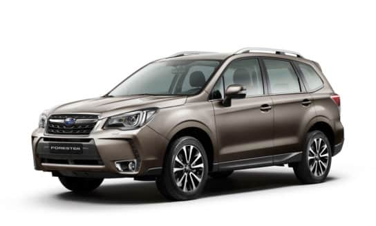 Автомобиль Subaru Forester XV