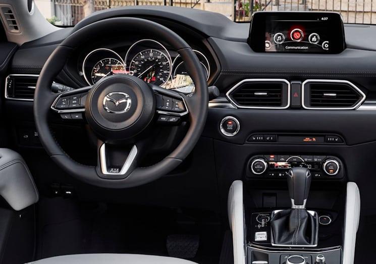 салон Mazda CX 5