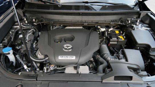 Мазда CX 9 двигатель