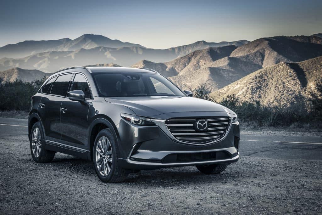 клиренс Mazda CX