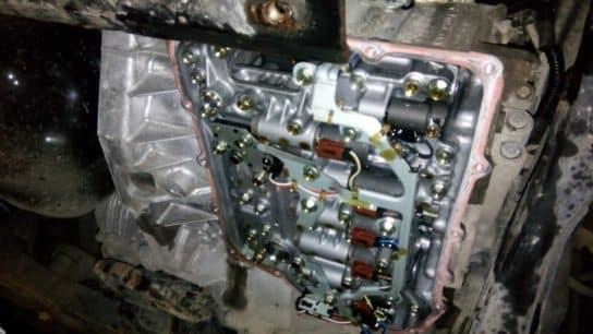 Автоматическая коробка передач Мазда СХ 5