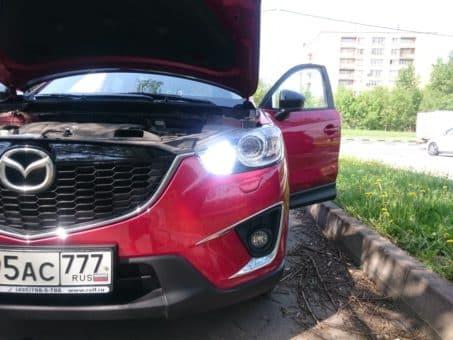 лампы для Mazda CX-5