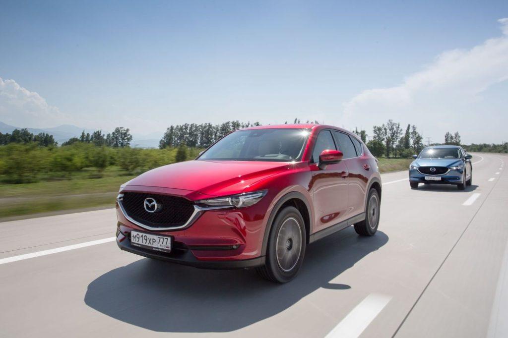 Mazda CX 5 2015 - 2017