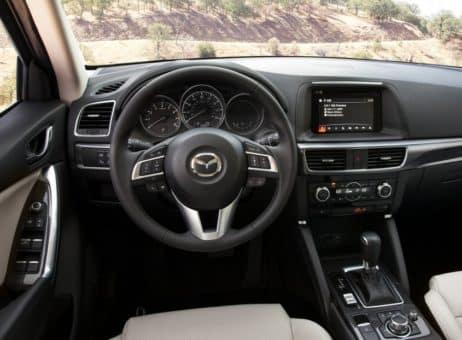 салон Mazda CX 5 2015