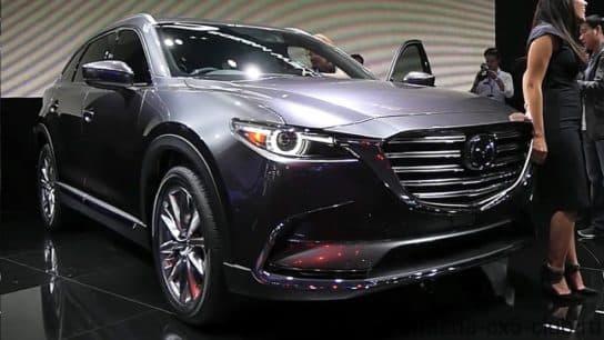 Экстерьер Mazda СХ 5 2017