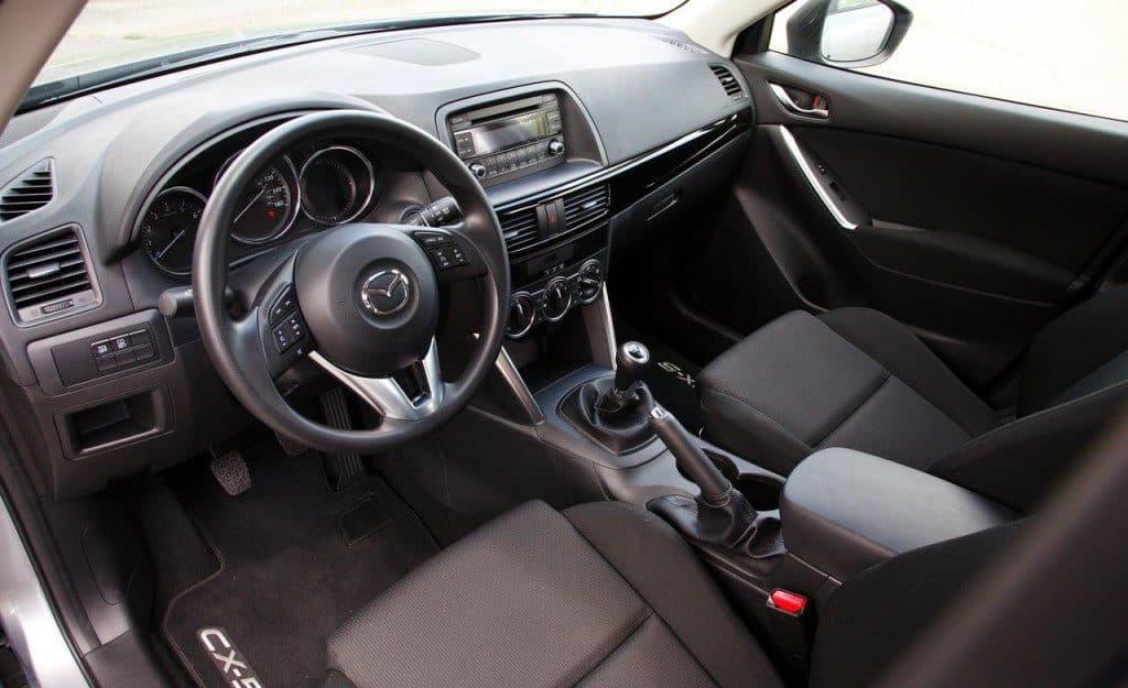 Минимальная Mazda CX-5