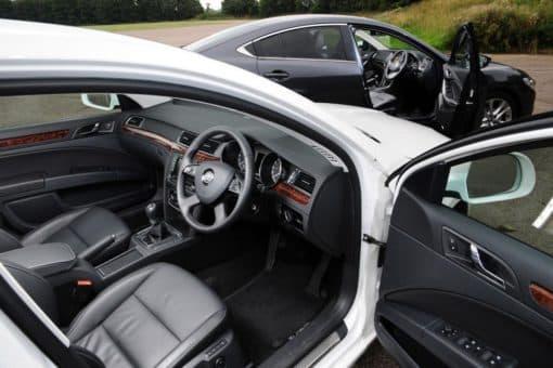 салоны Skoda Superb или Mazda 6
