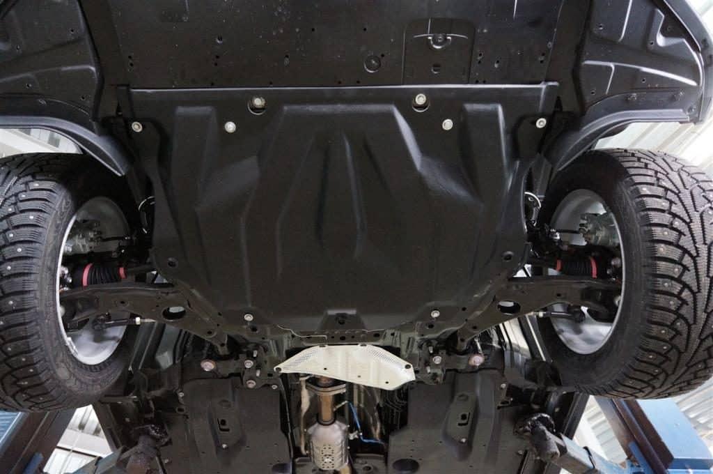 Защита днища Mazda CX 5
