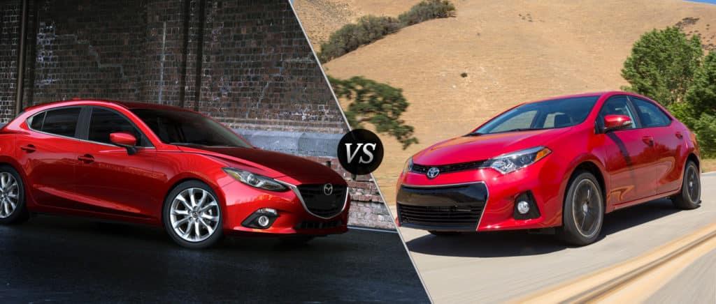 Mazda и Toyota