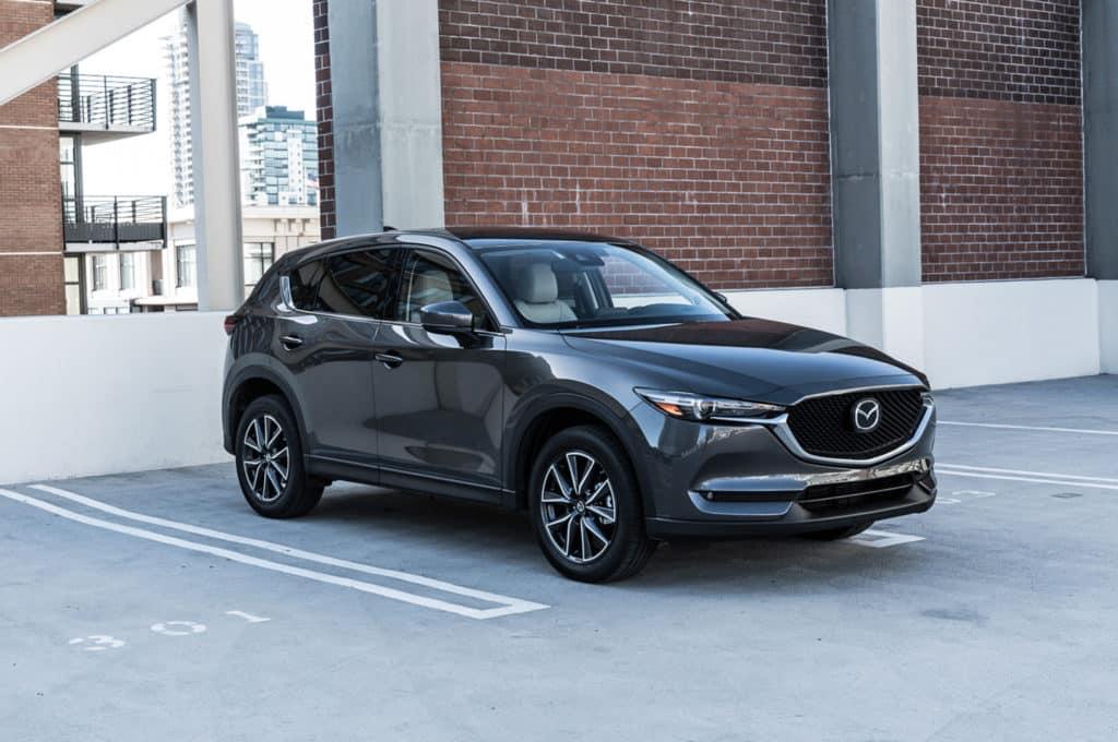 Новая Mazda CX 5 2017