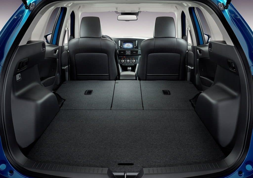 багажник Mazda CX 5
