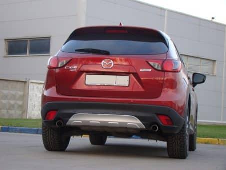 Mazda CX 5 накладки